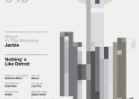 Detroit In Effect/Deep Style/Quince/Lost Trax/Norm Talley/Duplex/Kyle Hall/Delano Smith/Kuba Sojka/Mike Huckaby/Robert Hood/Rennie Foster/Kraftwerk/Mr. G/Lone and more